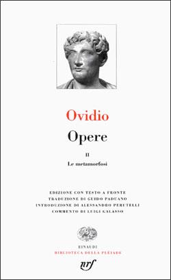 Copertina del libro Opere. II: Le metamorfosi di Publio Ovidio Nasone