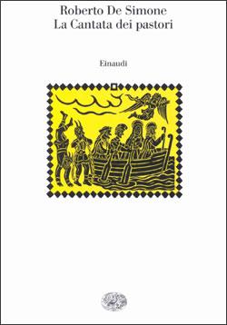 Copertina del libro La Cantata dei pastori di Roberto De Simone