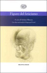 Copertina del libro Figure del feticismo di VV.