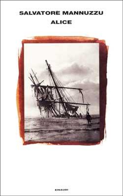 Copertina del libro Alice di Salvatore Mannuzzu