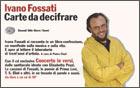 Copertina del libro Carte da decifrare di Ivano Fossati