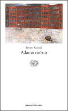 Copertina del libro Adamo risorto di Yoram Kaniuk