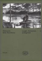 Copertina del libro Dizionario della Resistenza. II di VV.