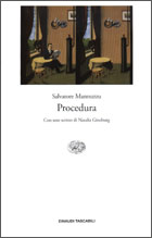 Copertina del libro Procedura di Salvatore Mannuzzu