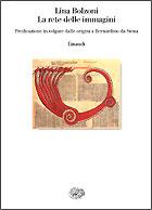 Copertina del libro La rete delle immagini di Lina Bolzoni