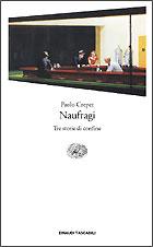 Copertina del libro Naufragi di Paolo Crepet