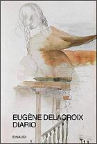 Copertina del libro Diario di Eugène Delacroix