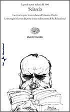 Copertina del libro Sciascia (libro e videocassetta) di Massimo Onofri