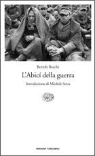 Copertina del libro L'Abicí della guerra di Bertolt Brecht