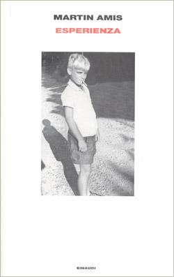 Copertina del libro Esperienza di Martin Amis