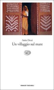 Copertina del libro Un villaggio sul mare di Anita Desai
