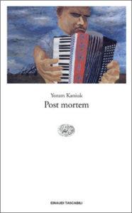 Copertina del libro Post mortem di Yoram Kaniuk
