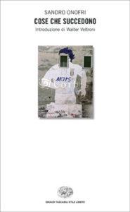 Copertina del libro Cose che succedono di Sandro Onofri