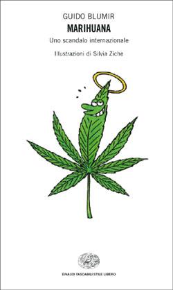 Copertina del libro Marihuana di Guido Blumir
