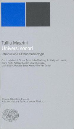 Copertina del libro Universi sonori di Tullia Magrini