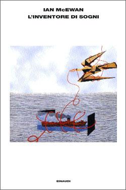 Copertina del libro L'inventore di sogni di Ian McEwan