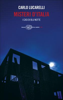 Copertina del libro Misteri d'Italia di Carlo Lucarelli