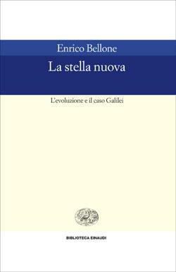 Copertina del libro La stella nuova di Enrico Bellone