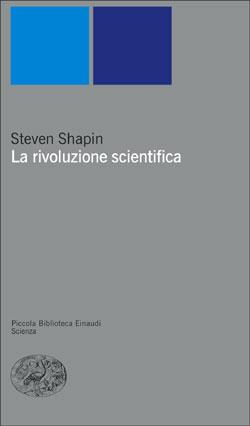 Copertina del libro La rivoluzione scientifica di Steven Shapin
