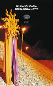 Copertina del libro Opera della notte di Giuliano Scabia