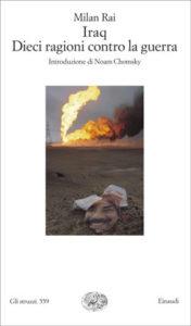 Copertina del libro Iraq. Dieci ragioni contro la guerra di Milan Rai