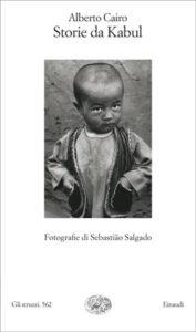 Copertina del libro Storie da Kabul di Alberto Cairo