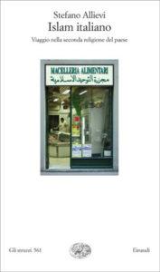 Copertina del libro Islam italiano di Stefano Allievi