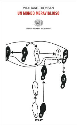 Copertina del libro Un mondo meraviglioso di Vitaliano Trevisan