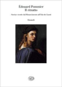 Copertina del libro Il ritratto di Édouard Pommier