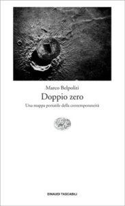 Copertina del libro Doppio zero di Marco Belpoliti