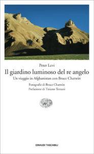 Copertina del libro Il giardino luminoso del re angelo di Peter Levi