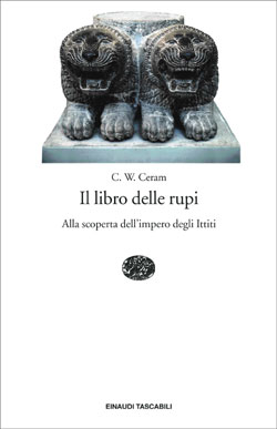 Copertina del libro Il libro delle rupi di C. W. Ceram