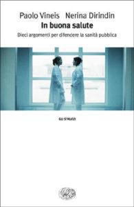 Copertina del libro In buona salute di Nerina Dirindin, Paolo Vineis