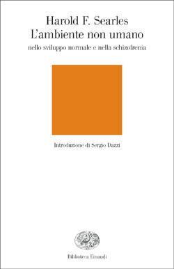 Copertina del libro L'ambiente non umano di Harold F. Searles