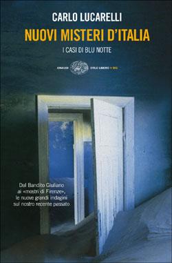 Copertina del libro Nuovi misteri d'Italia di Carlo Lucarelli