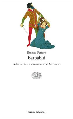 Copertina del libro Barbablù di Ernesto Ferrero