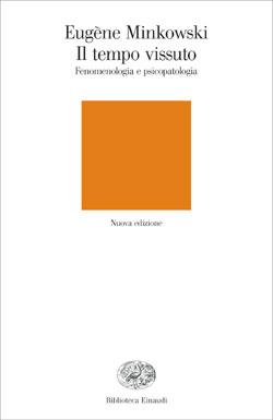 Copertina del libro Il tempo vissuto di Eugène Minkowski
