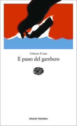 Copertina del libro Il passo del gambero di Günter Grass