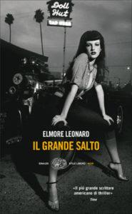 Copertina del libro Il grande salto di Elmore Leonard