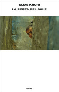 Copertina del libro La porta del sole di Elias Khuri