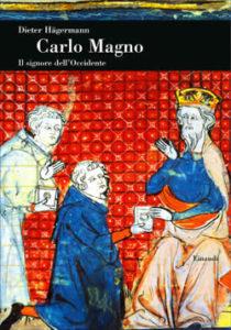 Copertina del libro Carlo Magno di Dieter Hägermann