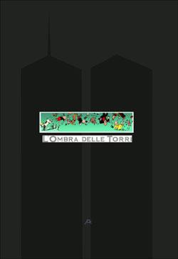 Copertina del libro L'Ombra delle Torri di Art Spiegelman