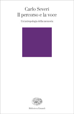 Copertina del libro Il percorso e la voce di Carlo Severi