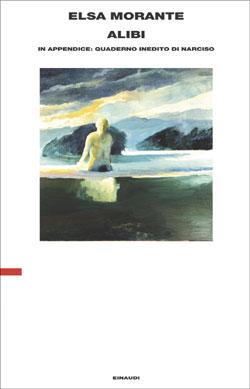 Copertina del libro Alibi di Elsa Morante