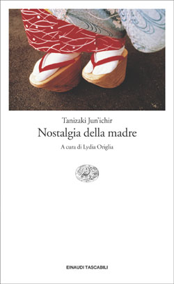 Copertina del libro Nostalgia della madre di Tanizaki Jun'ichiro