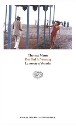 Copertina del libro Der Tod in Venedig. La morte a Venezia di Thomas Mann
