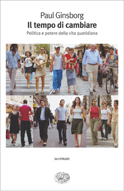 Copertina del libro Il tempo di cambiare di Paul Ginsborg