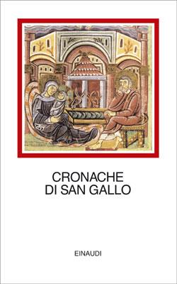 Copertina del libro Cronache di San Gallo di VV.