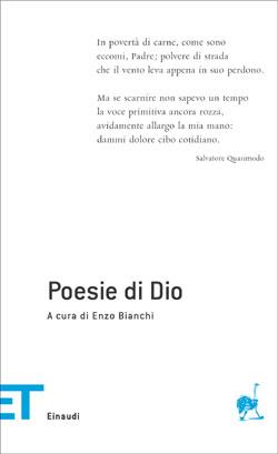 Copertina del libro Poesie di Dio di VV.