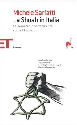 Copertina del libro La Shoah in Italia di Michele Sarfatti